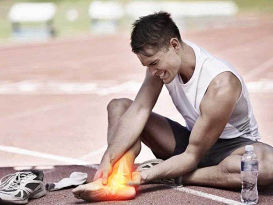 آسیب ورزشی